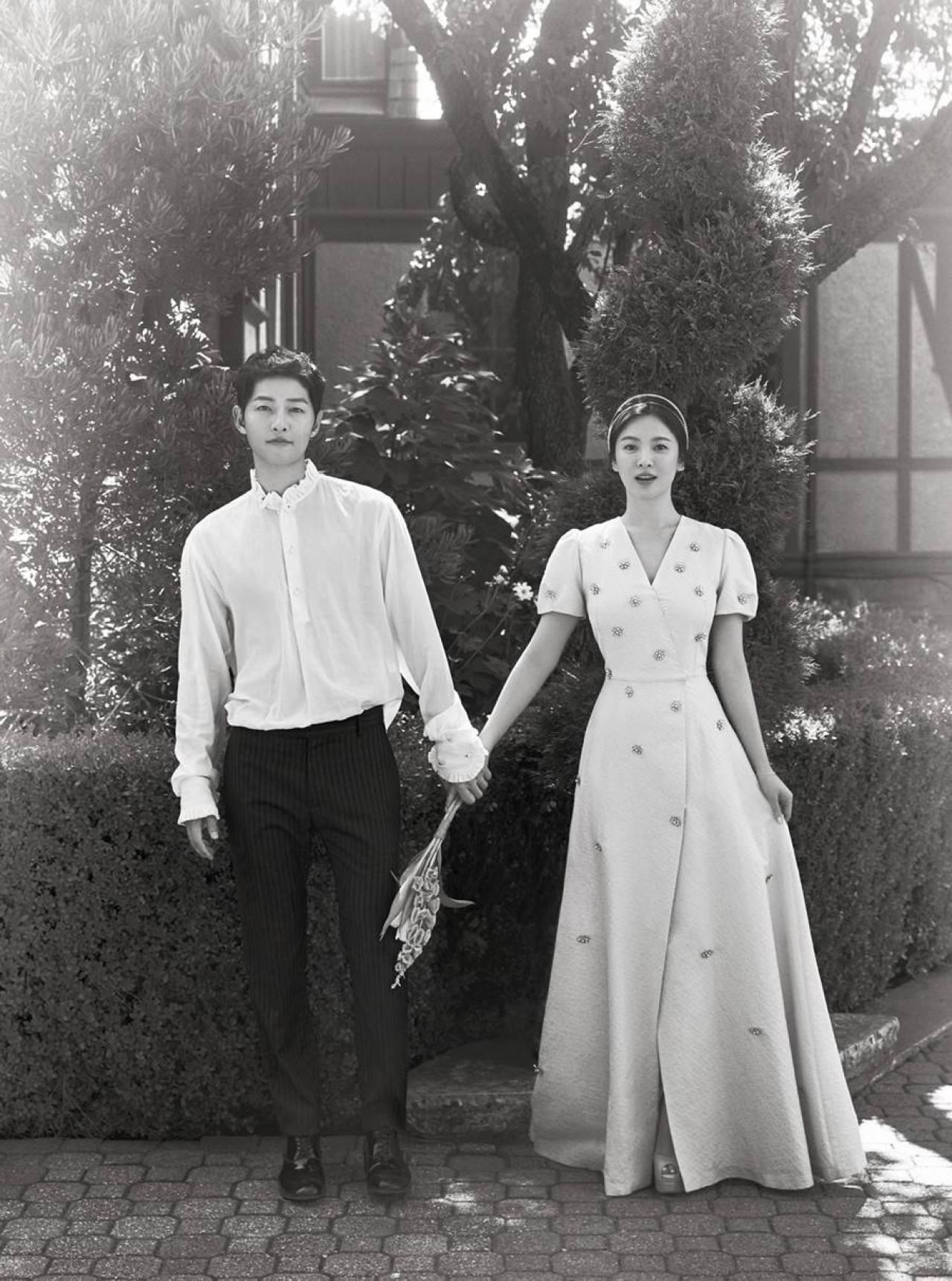 Mãnh ghép định mệnh mang tên Song Song Couple