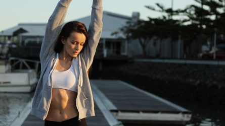7 bài tập thể dục giúp máu lưu thống hiệu quả cho quý cô bận rộn