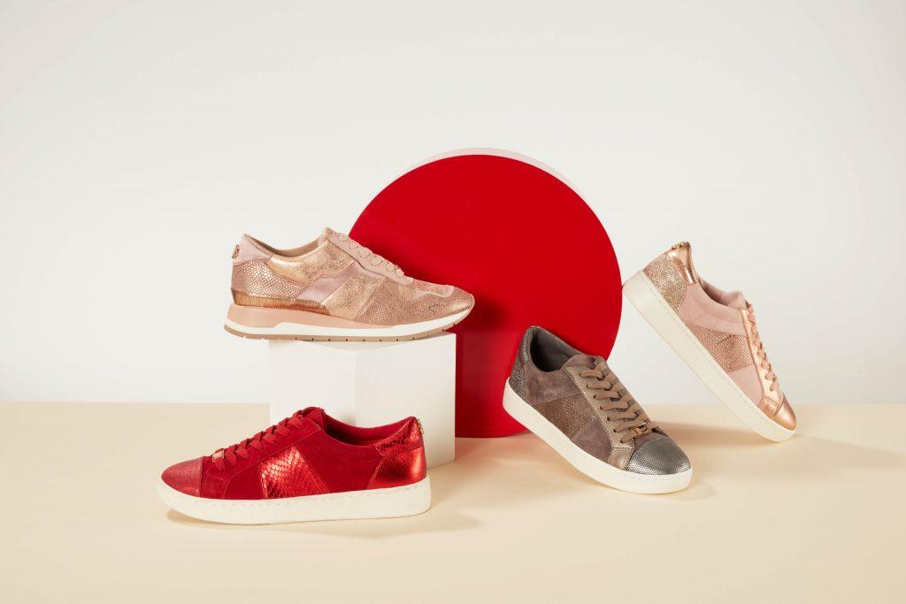 thương hiệu giày mới