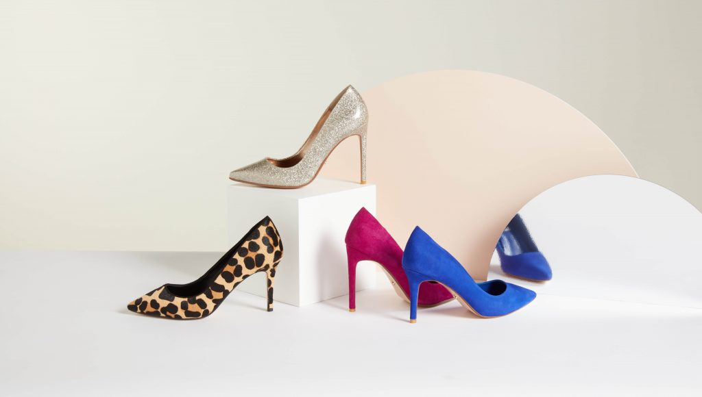 giày cao gót của Dune London