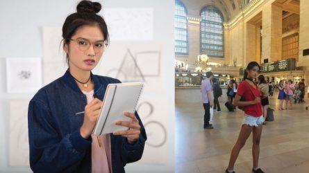 Người mẫu Philippines đầu tiên của Victoria's Secret đã xuất hiện