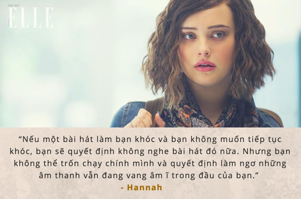 Những câu nói đáng suy ngẫm trong bộ phim 13 reasons why