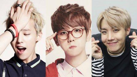 Top 10 nam ca sĩ Hàn Quốc sở hữu đôi bàn tay đẹp