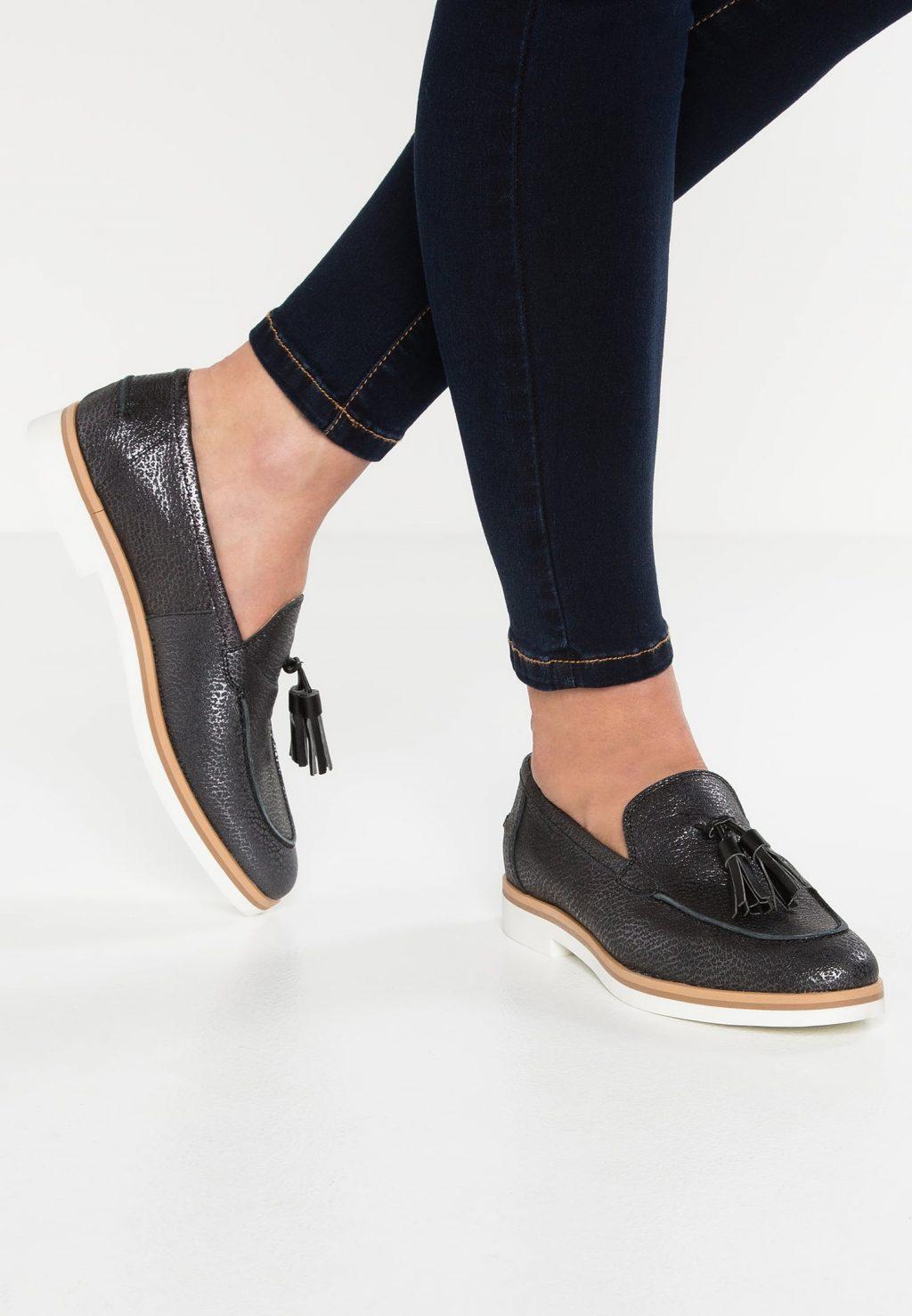 giày da cho nữ