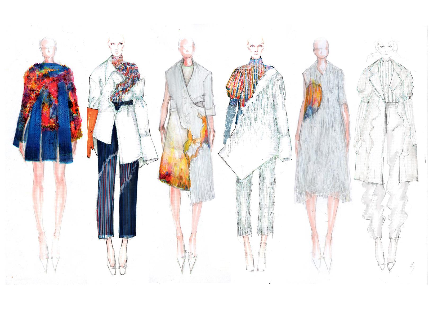 """Công bố 3 đội vào vòng chung kết cuộc thi thiết kế """"Thời trang bền vững"""" – ELLE Design Contest"""