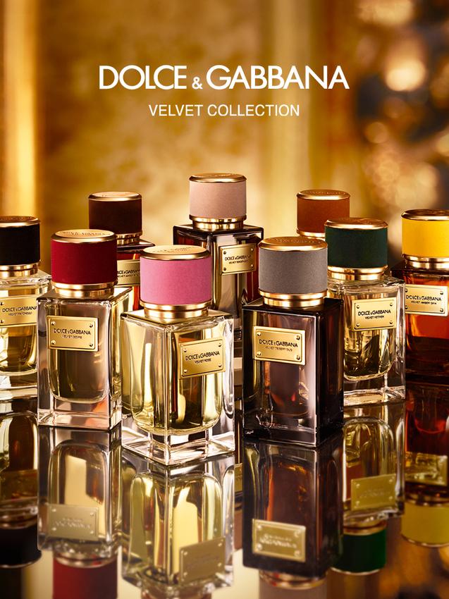 Dolce & Gabbana giới thiệu BST nước hoa Velvet đắt giá tại Việt Nam
