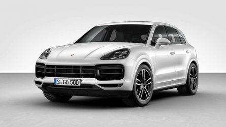 Porsche ra mắt dòng xe Cayenne thế hệ mới với ba phiên bản chính