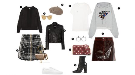 ELLE Style Calendar - Áo hoodie ấm áp cho mùa thu