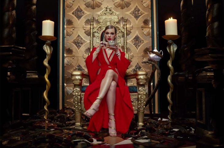 Album Reputation của Taylor Swift ra mắt: Dự doán sẽ lập kỷ lục album có lượng tiêu thụ nhanh nhất - ELLE Việt Nam