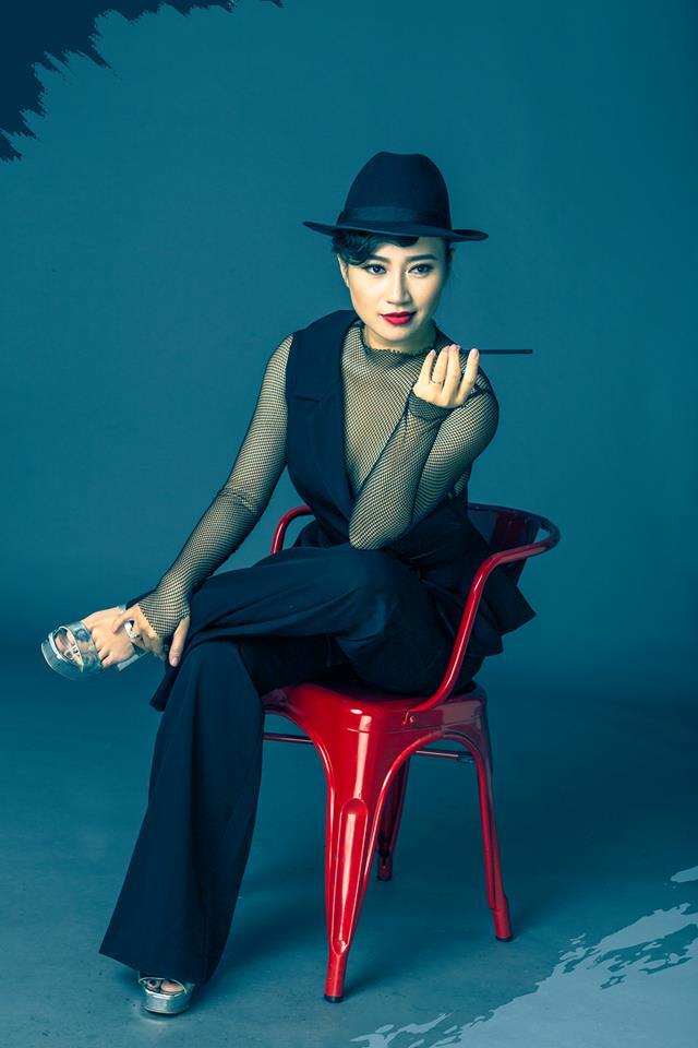 ca sĩ Khánh Linh trở lại