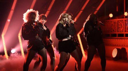 Bạn có đoán được số cân nặng vừa tăng của Taylor Swift là bao nhiêu không?