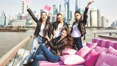 Hé lộ loạt thiết kế đầu tiên cho màn cộng tác đình đám Victoria's Secret x Balmain