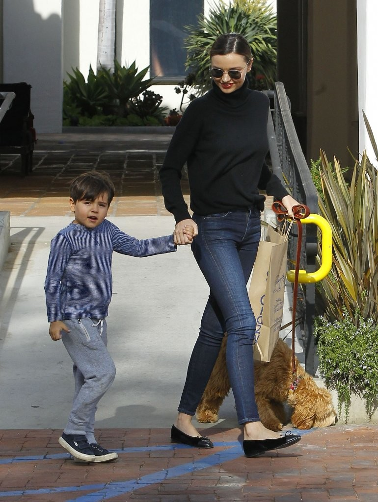 Miranda Kerr mang thai 4 Zimbio