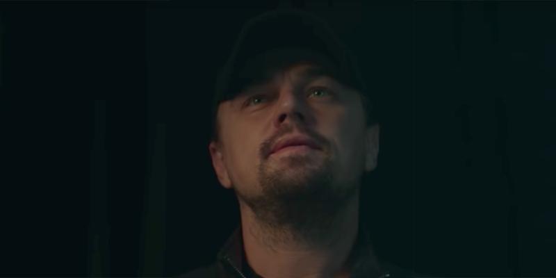 """Leonardo di Caprio """"đụng độ"""" Leonardo da Vinci khi đến thưởng thức bức họa đắt nhất thế giới"""