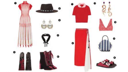 ELLE Style Calendar: Trở thành tâm điểm cùng phong cách all-red (20/11 – 26/11)