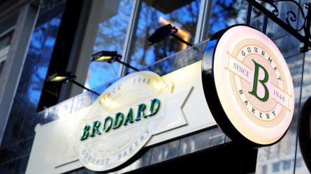 Tập đoàn WMC giới thiệu cửa hàng Brodard Gourmet cao cấp