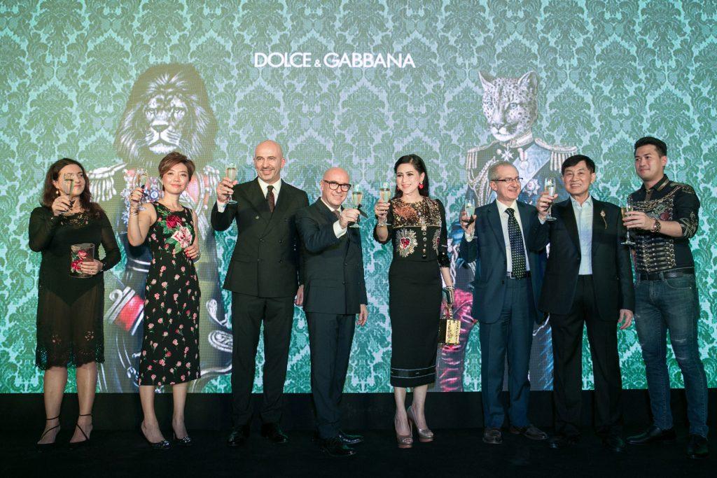 thương hiệu thời trang Dolce&Gabbana