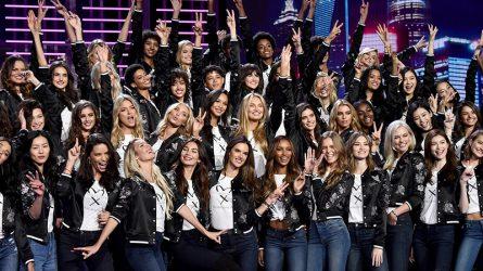 Những hình ảnh mới nhất về show diễn Victoria's Secret lần thứ 22 vừa được diễn ra tại Thượng Hải