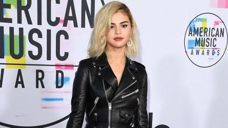Selena Gomez nổi bật với màu tóc mới