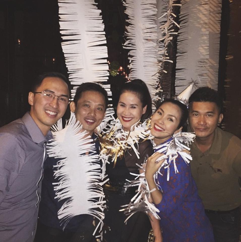 Viên mãn như cuộc sống của Tăng Thanh Hà & Louis Nguyễn