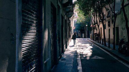Du lịch một mình – Buông tất cả xuống và đi