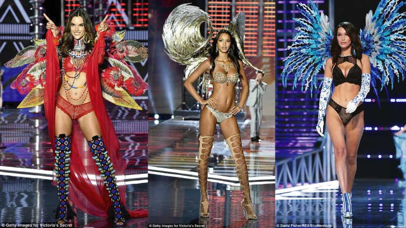 Đến bao giờ nhãn hàng nội y Victoria's Secret mới tôn vinh đường cong người phụ nữ?