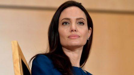 Angelina Jolie kêu gọi đấu tranh cho nạn bạo lực tình dục trên toàn thế giới