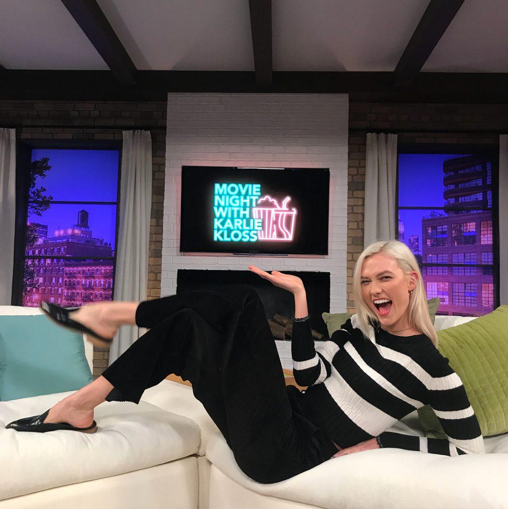 Karlie Kloss show
