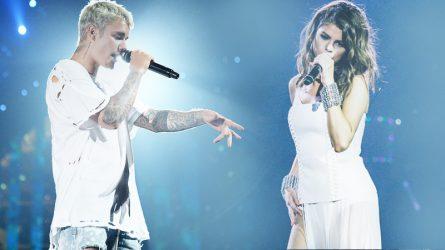 Thì ra Selena Gomez và Justin Bieber vốn luôn nhắc đến nhau trong mọi bài hát
