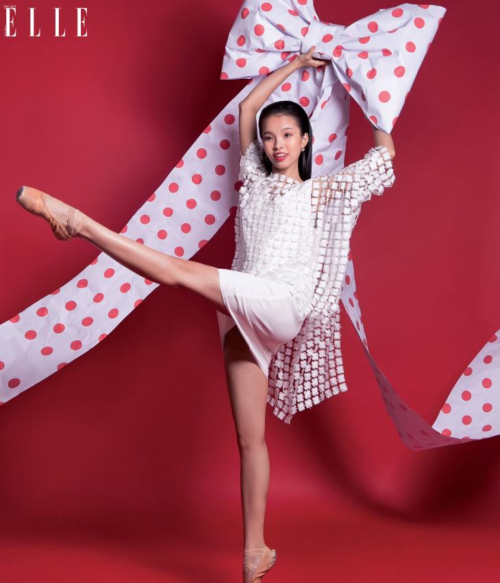 Nguyễn Ngọc Quỳnh Chi - Càng hiểu về múa, càng yêu đắm say!