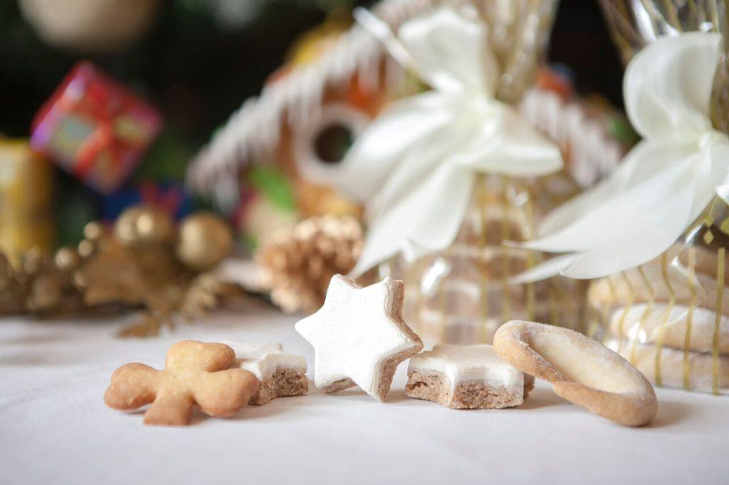 bánh quy Christmas