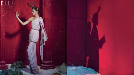 Bộ ảnh thời trang: Giáng Sinh cổ tích