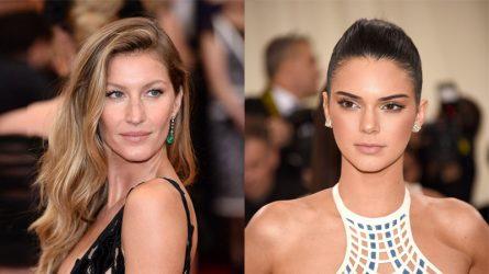 Kendall Jenner vượt mặt đàn chị Gisele Bundchen trở thành siêu mẫu có thu nhập