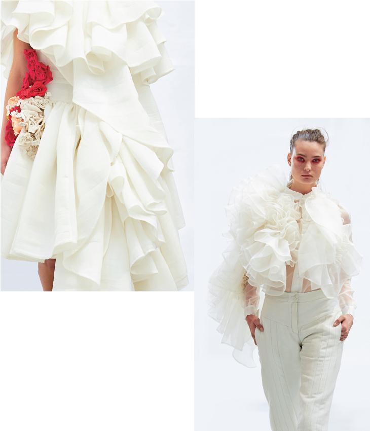 NTK Xuân Thu Nguyễn - Đem niềm vui vào thời trang