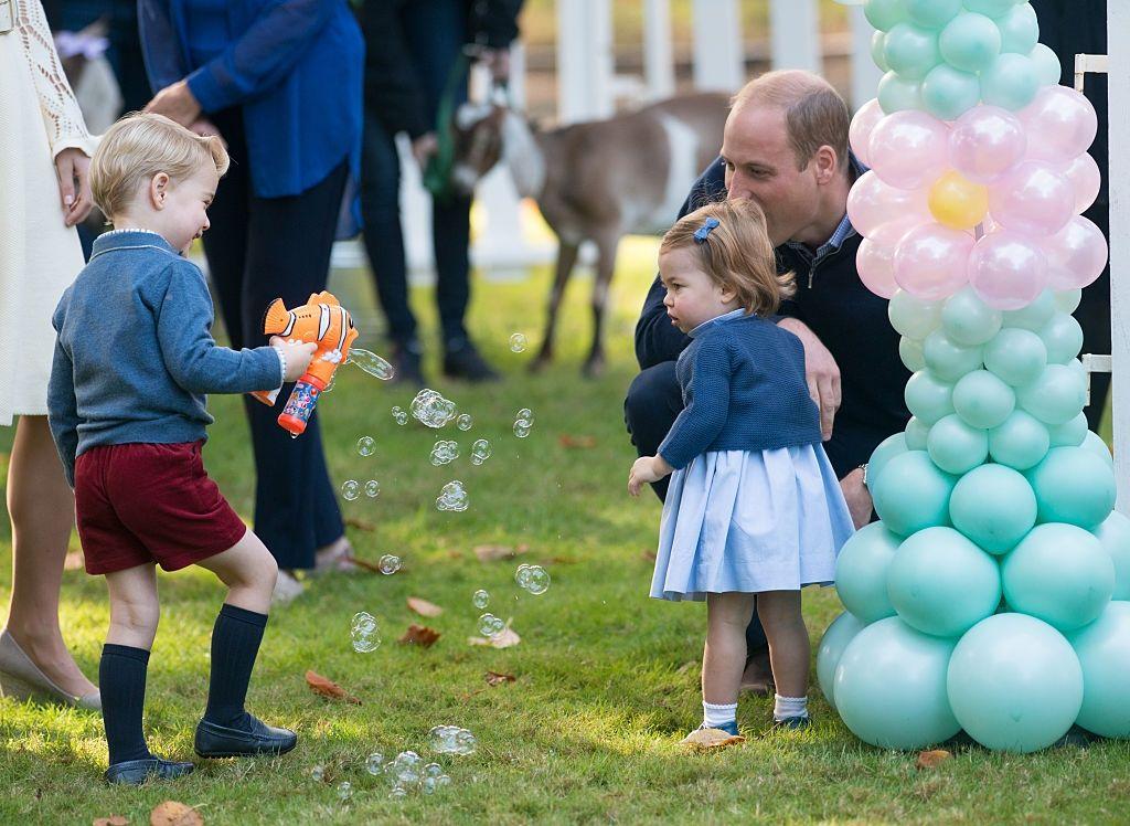 gia đình hoàng gia Anh