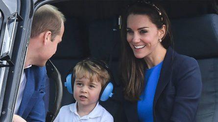 Công nương Kate Middleton chia sẻ hoàng tử William từng đối mặt với nhiều khó khăn khi bắt đầu làm cha