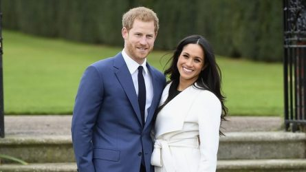 Hoàng tử Harry và Meghan Markle chính thức đính hôn