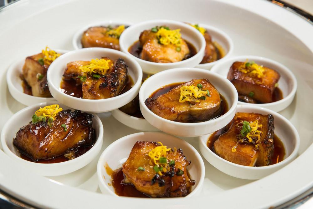 bữa tiệc ẩm thực Châu Á