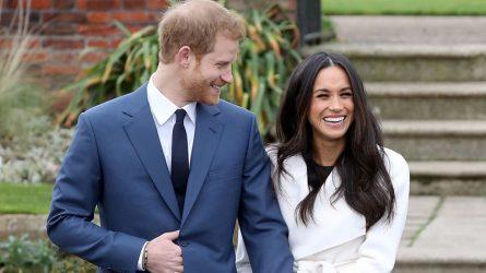 Chi tiết cuộc phỏng vấn hoàng tử Harry và Meghan Markle sau thông tin đính hôn