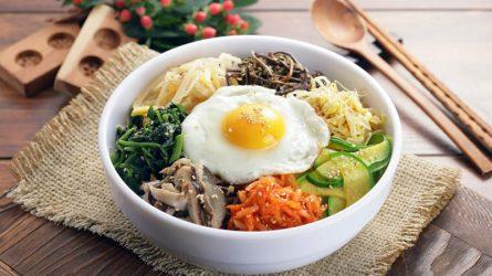 5 món ăn Hàn Quốc kinh điển bạn có thể dễ dàng thực hiện tại nhà