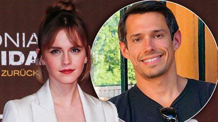 Nữ diễn viên Hollywood Emma Watson và bạn trai William Knight đã đường ai nấy đi sau hai năm mặn nồng