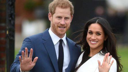 Đã ấn định ngày cưới của Meghan Markle và Hoàng tử Harry