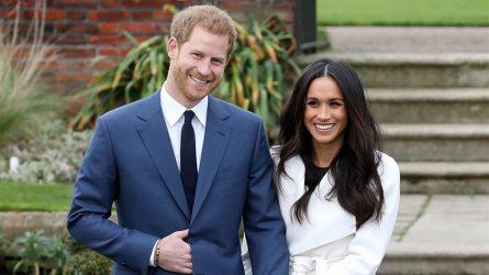 Tiết lộ ngày cưới chính thức của Hoàng tử Harry và Meghan Markle