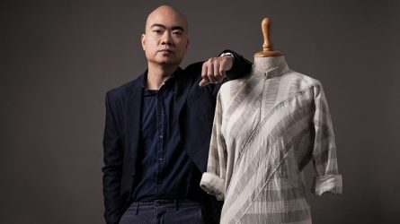 [ELLE Fahion Show 2017] NTK Trương Thanh Hải không chỉ có áo cưới và váy đầm lộng lẫy