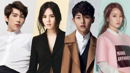 Điểm danh các sao Hàn từng sở hữu điểm thi đại học ấn tượng