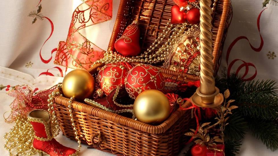 hội chợ Giáng sinh Hồ Tây