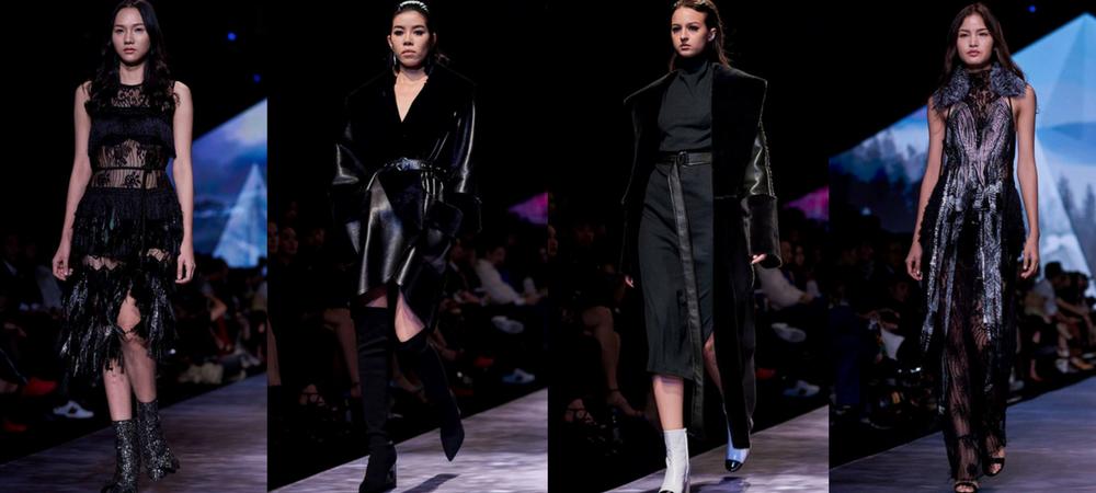 [ELLE Fashion Show 2017] Eva De Eva lần đầu ra mắt giới mộ điệu Sài Thành
