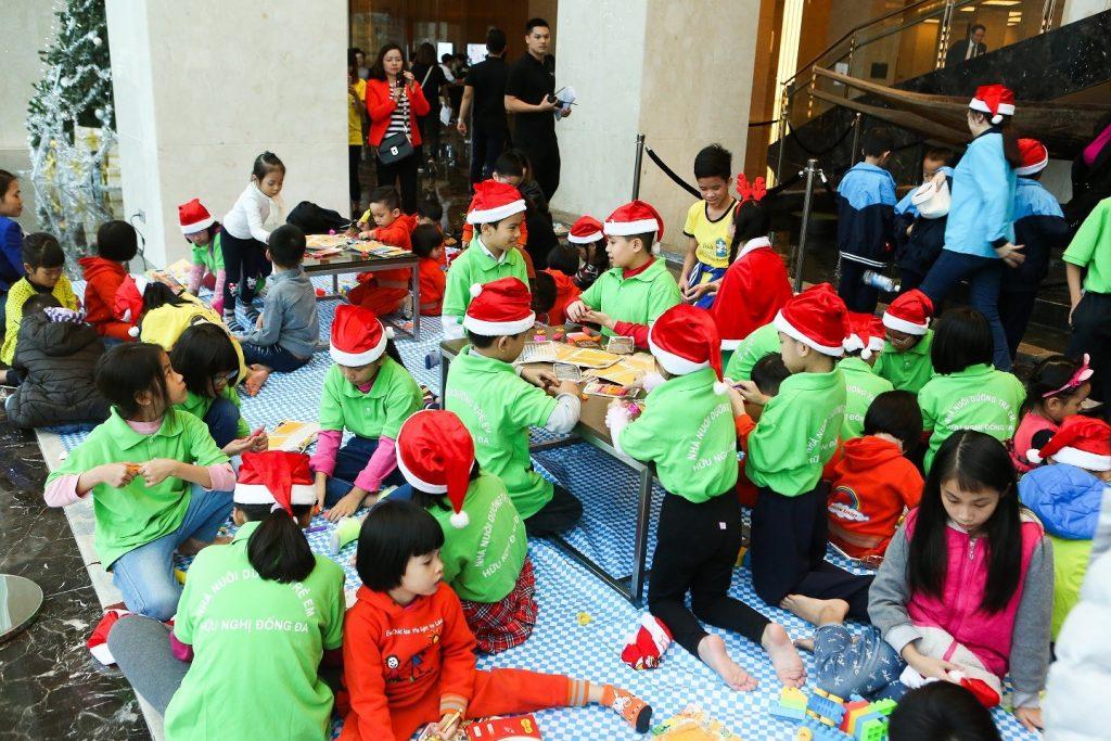 hoạt động dành cho trẻ em