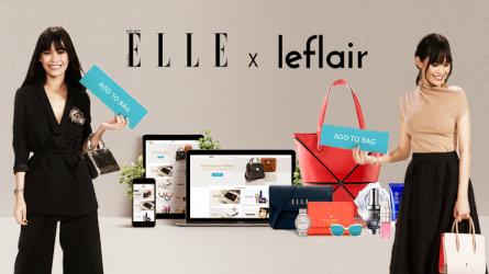 [ELLE Fashion Show 2017] Các BST sẽ được bán trên Leflair.vn