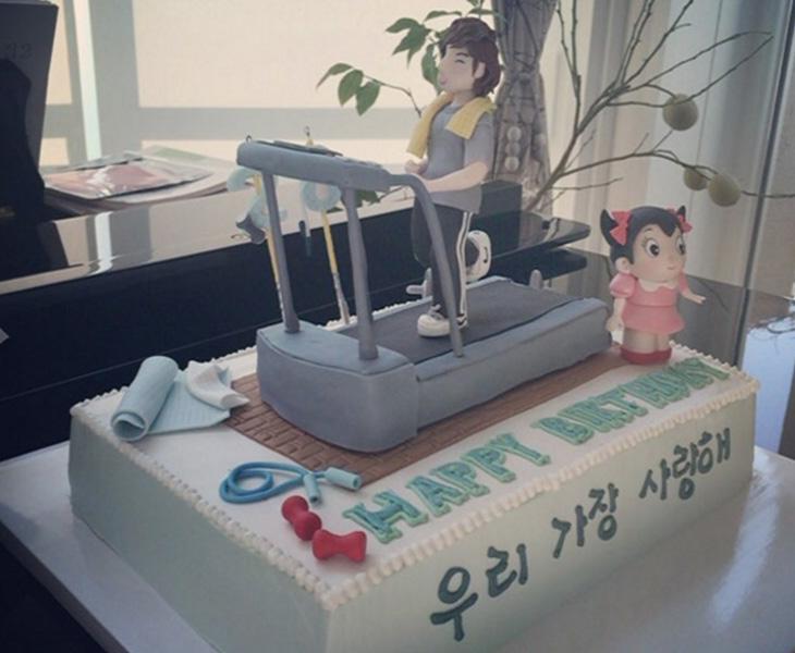 Ji Sung & Lee Bo Young - Kiên trì theo đuổi em